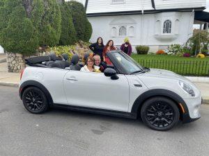 drive through wedding near boston