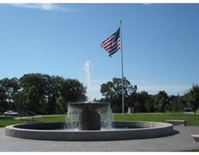Merrymount Park Fountain