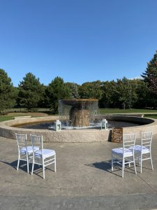 Merrymount Park Fountain