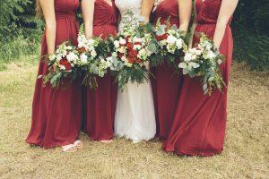 bridesmaids dresses fall